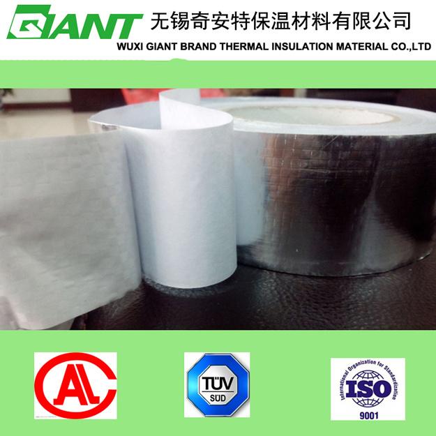 Single Aluminum Foil Woven Tape