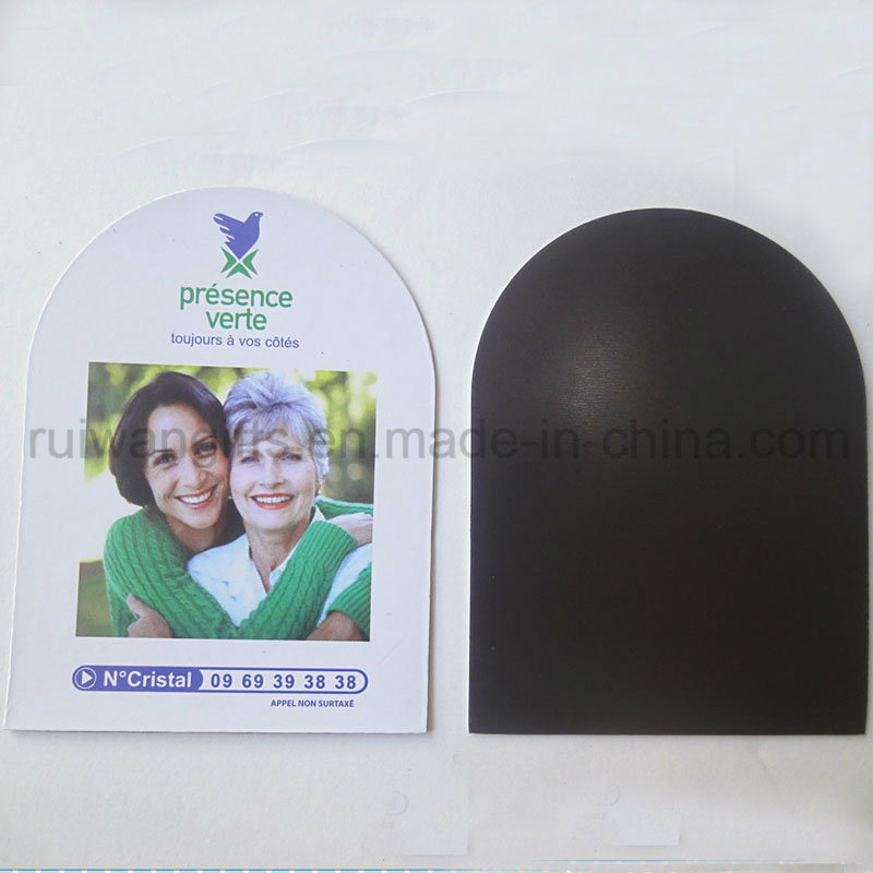 Printed Paper Souvenir Fridge Magnet for Advertising Gifts