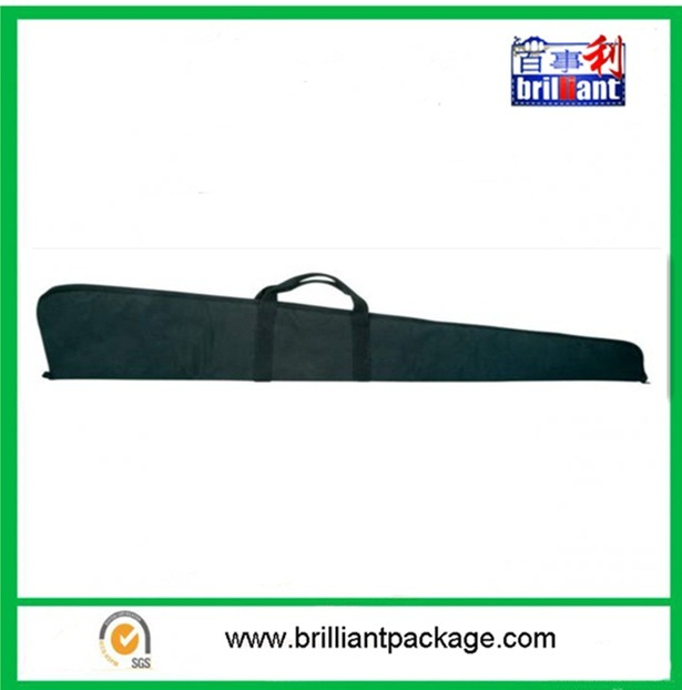 "52"" Gun Case with Rugged Oversized Zippers and Webbing Handles"