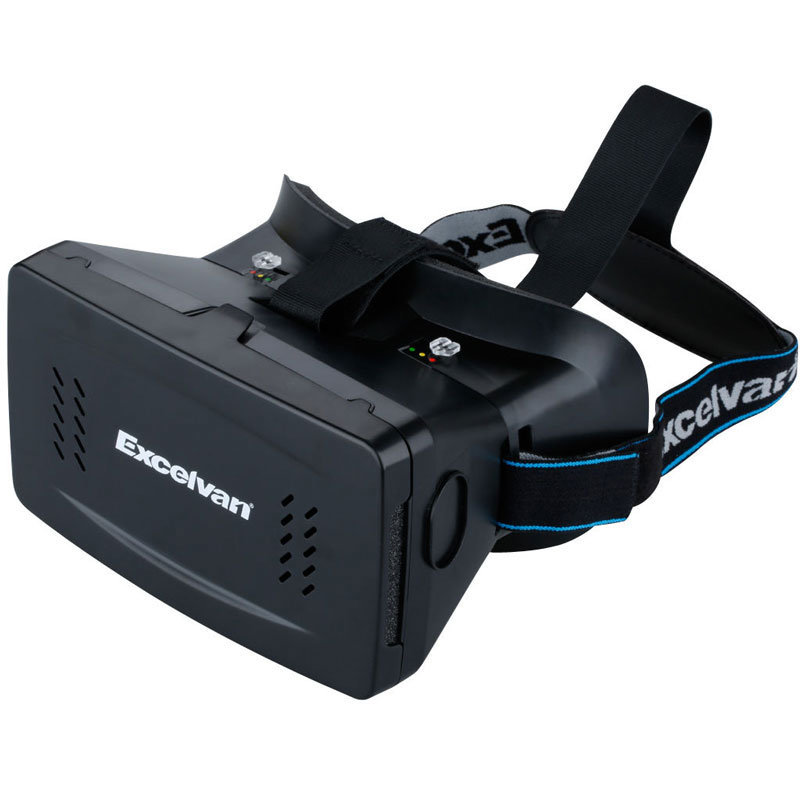 Universal Video Glasses 3D Headset Vr Box for Smart Phone