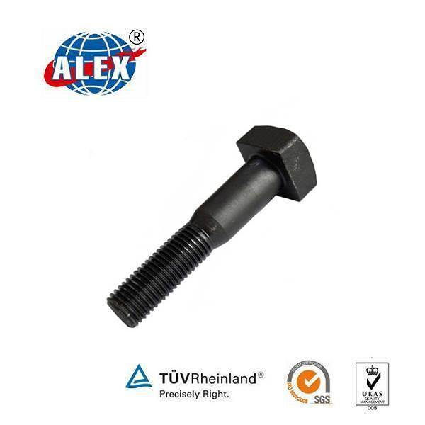 Square Head Bolt of Railway Fastening System
