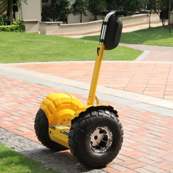 2000W 2 Wheel Adult Electric Scooters Electrical Bicycle