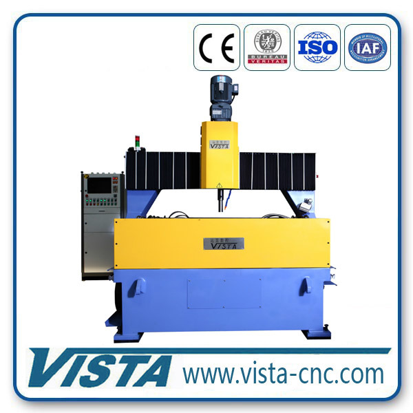CNC Plate Drilling Machine for Steel Plate Tube Sheet
