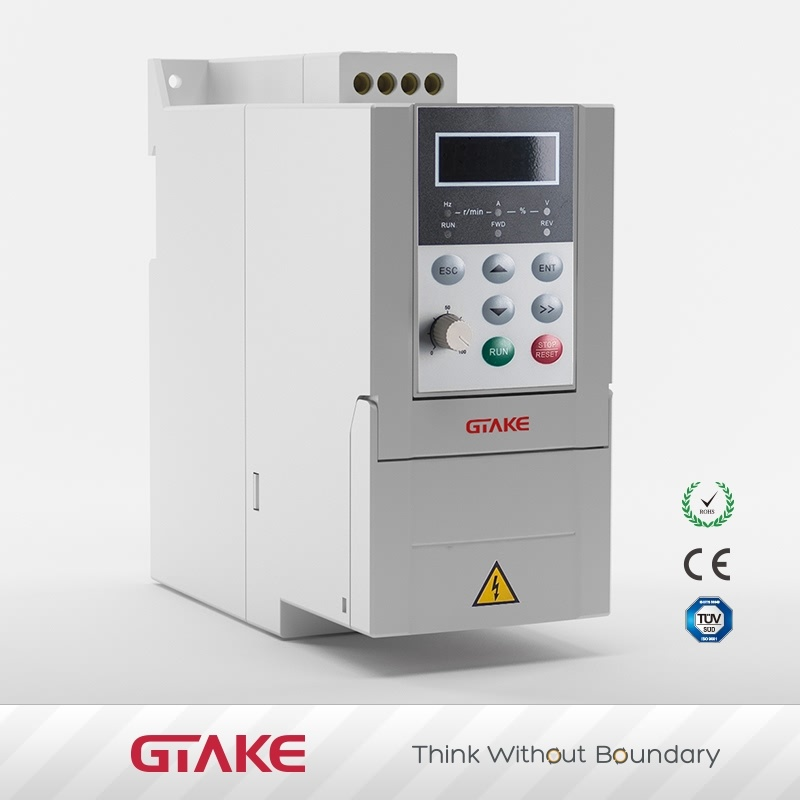 Gtake Single Phase 220V Gk500 Mini Variable Frequency Drive