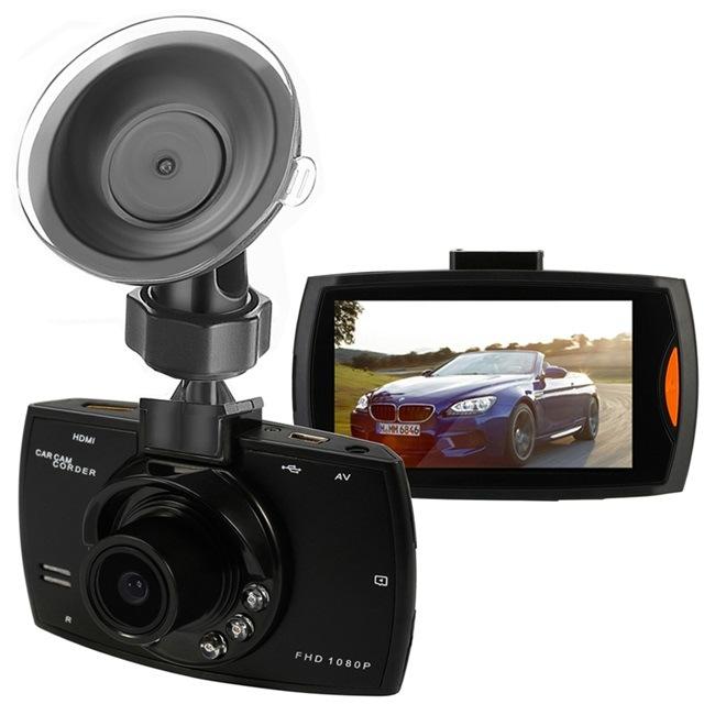 Full HD Night Vision DVR Car Dvrs Camera of Video Recorder Carcam Dash Cam Novatek Black Box