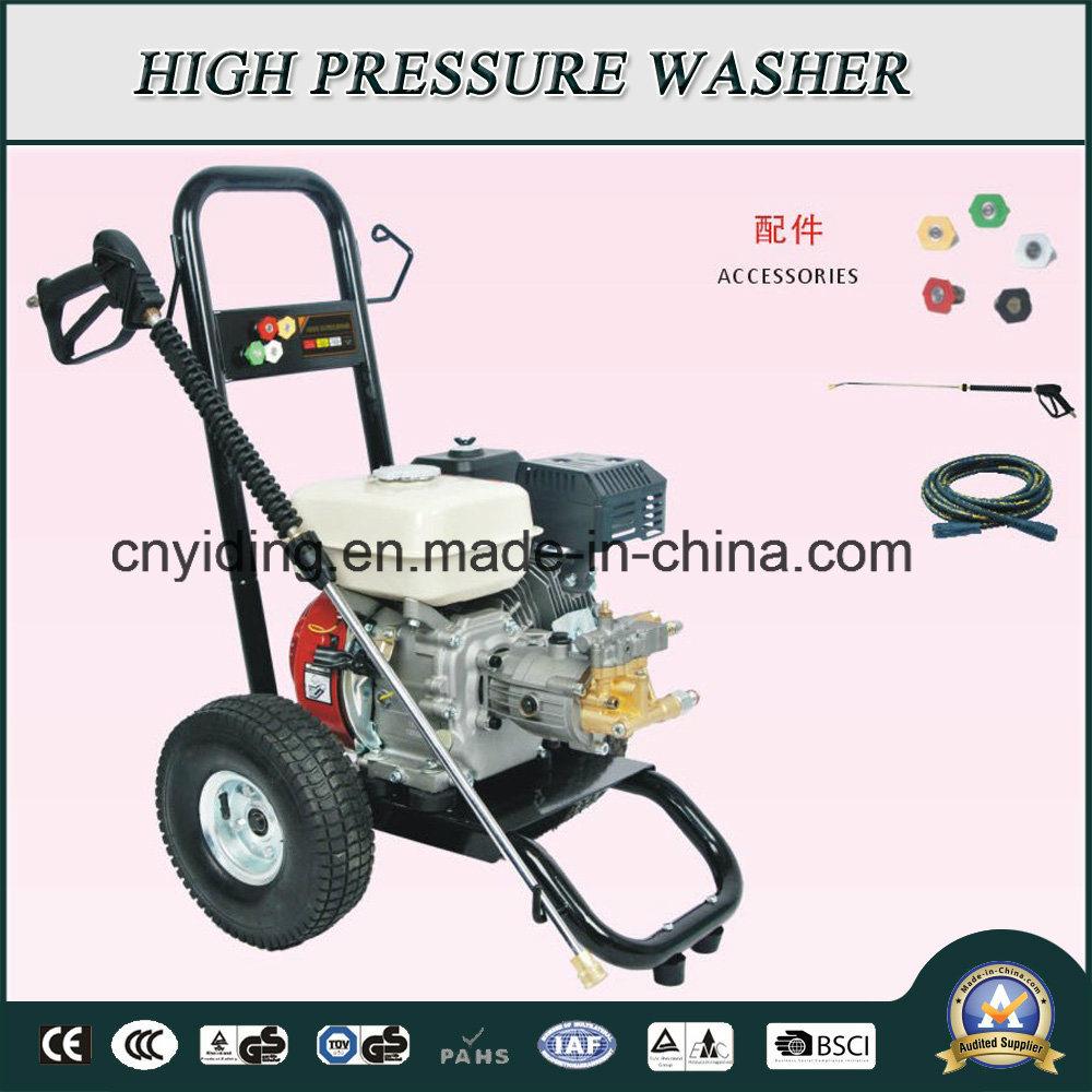 150bar CE Gasoline Medium Duty Pressure Cleaning Machine (HPW-QP605)