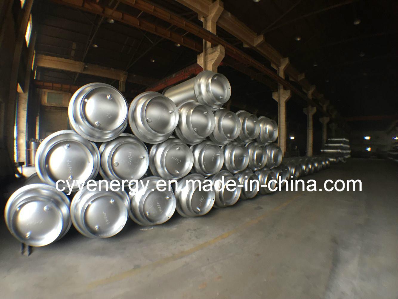 Refrigerant Gas R22 with Good Quality (R134A, R404A, R410A, R422D)