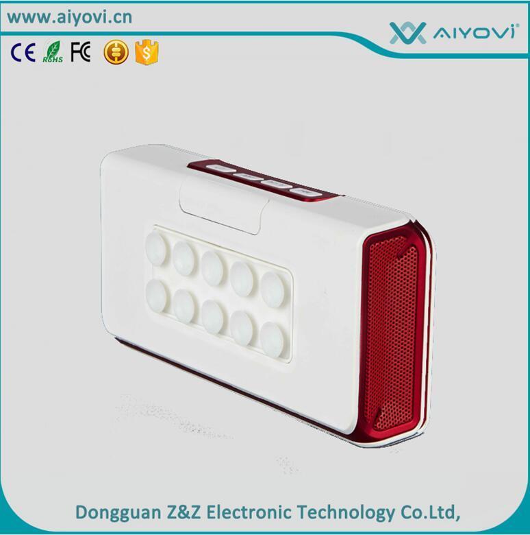High Tech Good Quality Power Bank Bluetooth Speaker