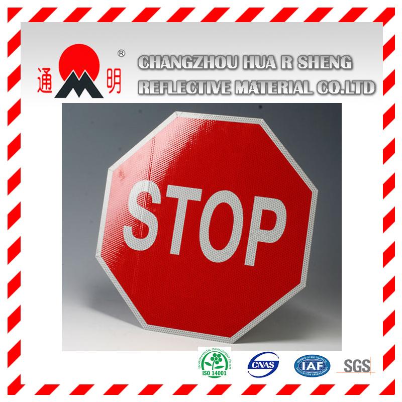 Acrylic High Intensity Grade Reflective Material for Roda Safety (TM1800)