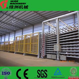 Low Alloy Steel Plate Gypsum Board Production Machine