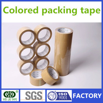 Best Selling BOPP Colored Packing Tape
