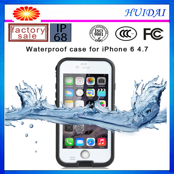 High Quality Xlf Redpepper Waterproof Case for iPhone 6