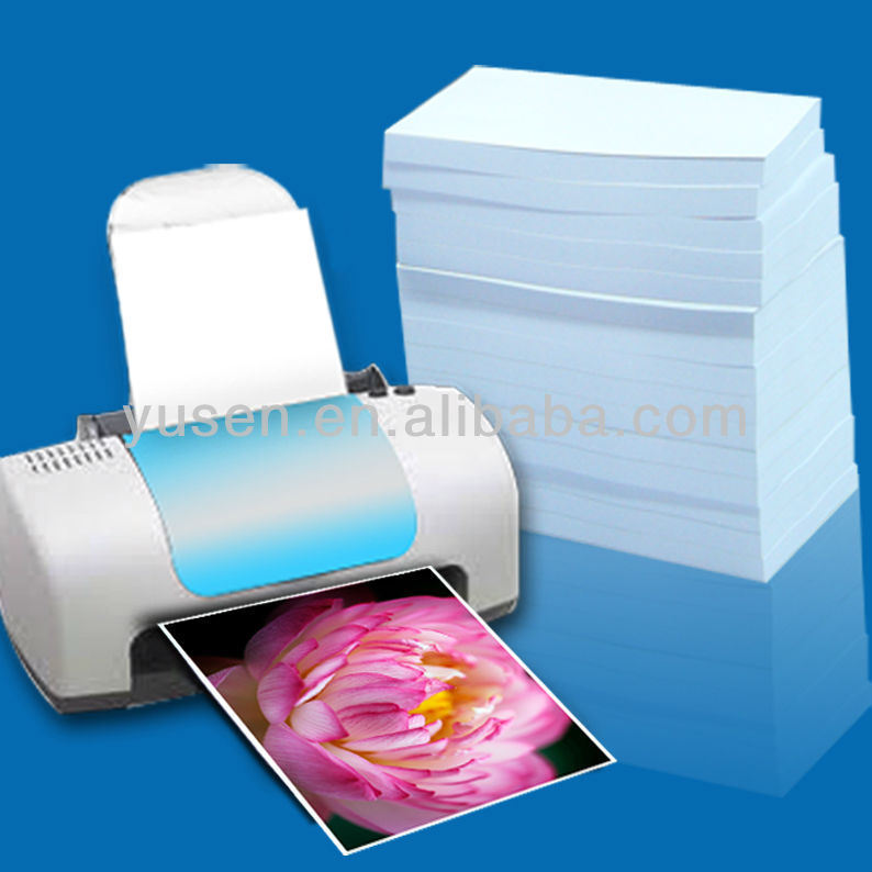Everyday Double Side Glossy Cast-Coated Inkjet Photo Paper