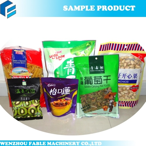 China Pre-Made Pouch Packing Machine for Powder Foods (FA6-200P)