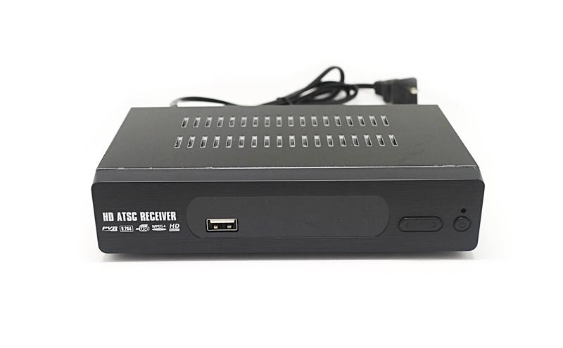 ATSC MPEG4 Digital TV Receiver for Mexico