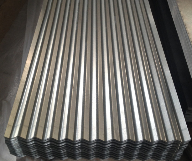 Galvanized Corrugated Zinc Steel Roofing Tile for Prefab House