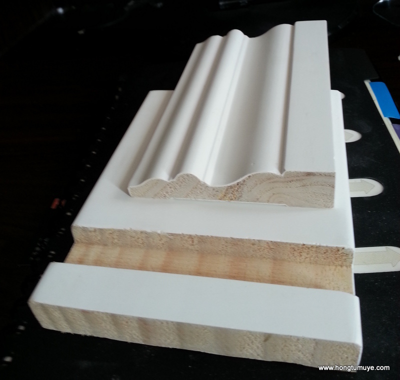 Primed MDF and Wood Mouldings