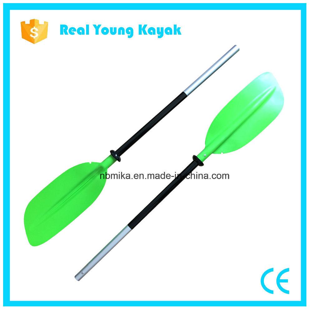 2 Pieces Aluminum Wholesale Kayak Paddle Boat Oars/Kayak Accessories