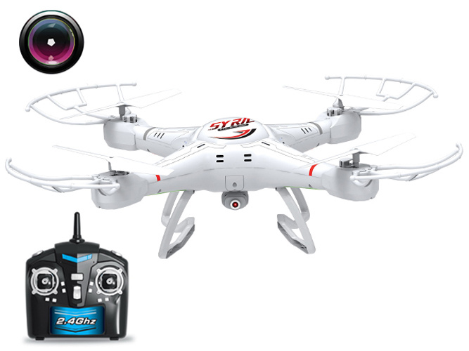 RC Quadcopter Remote Control Airplane RC Helicopter (H0410534)