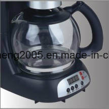 Electric Drip Programmable Digital 12-Cup Coffee Maker