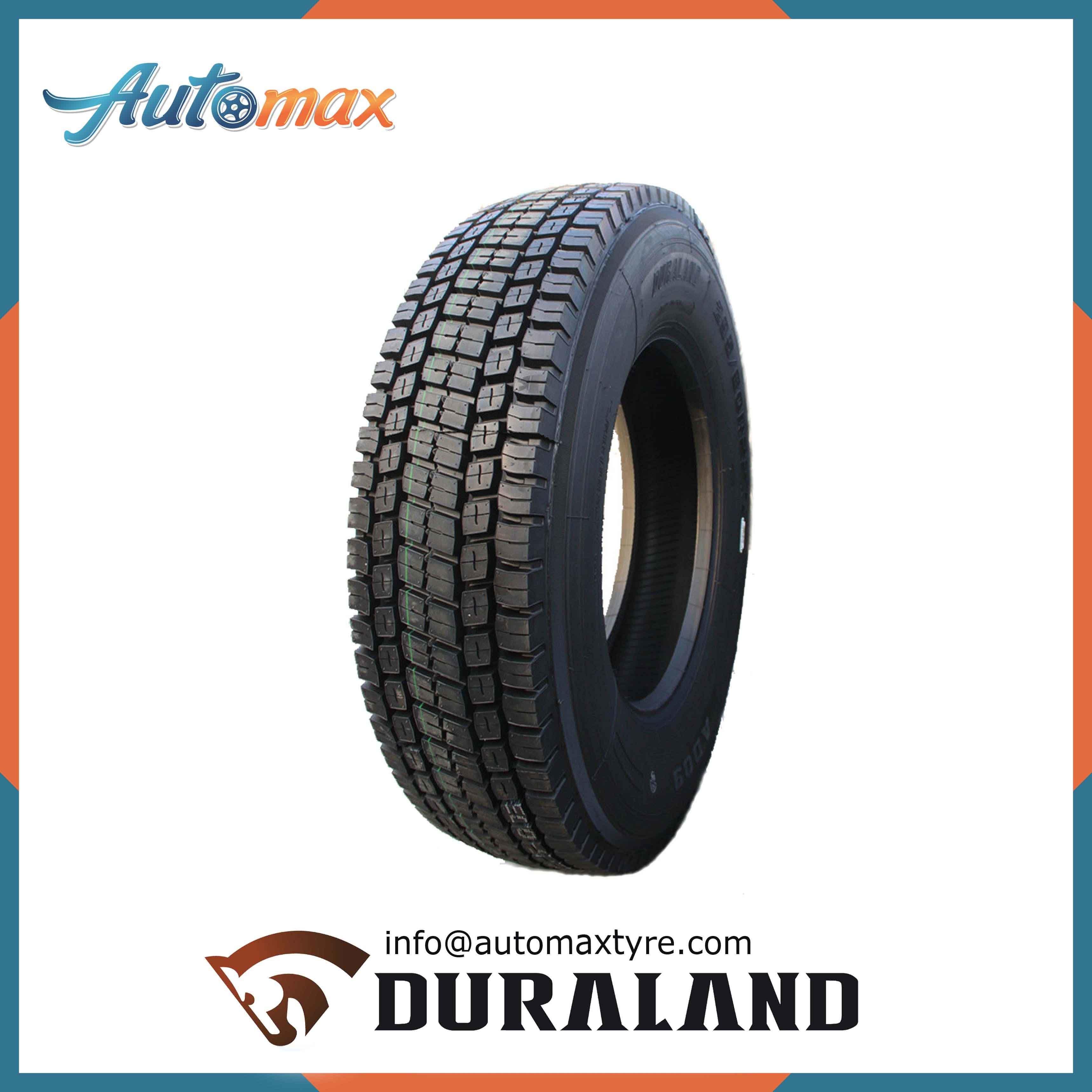 Heavy Duty Radial Truck Tyre