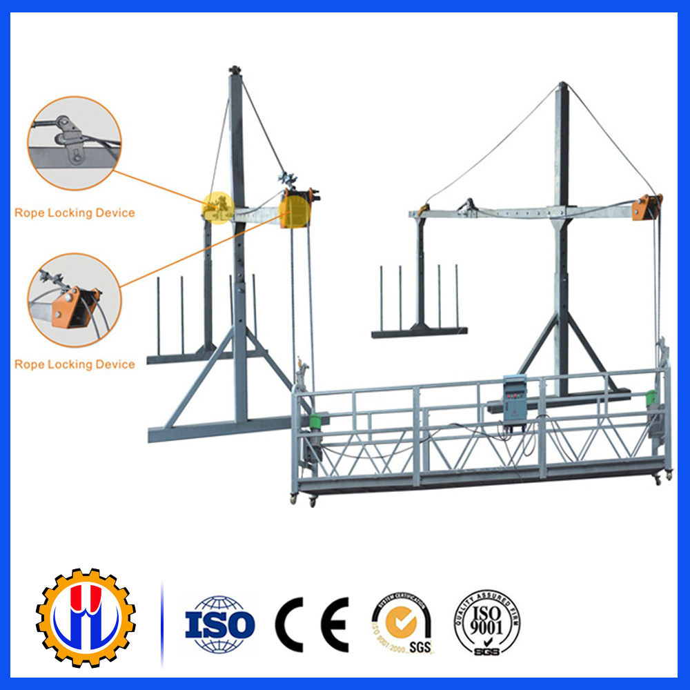 Working Platform, Cradle for Real Estate Construction
