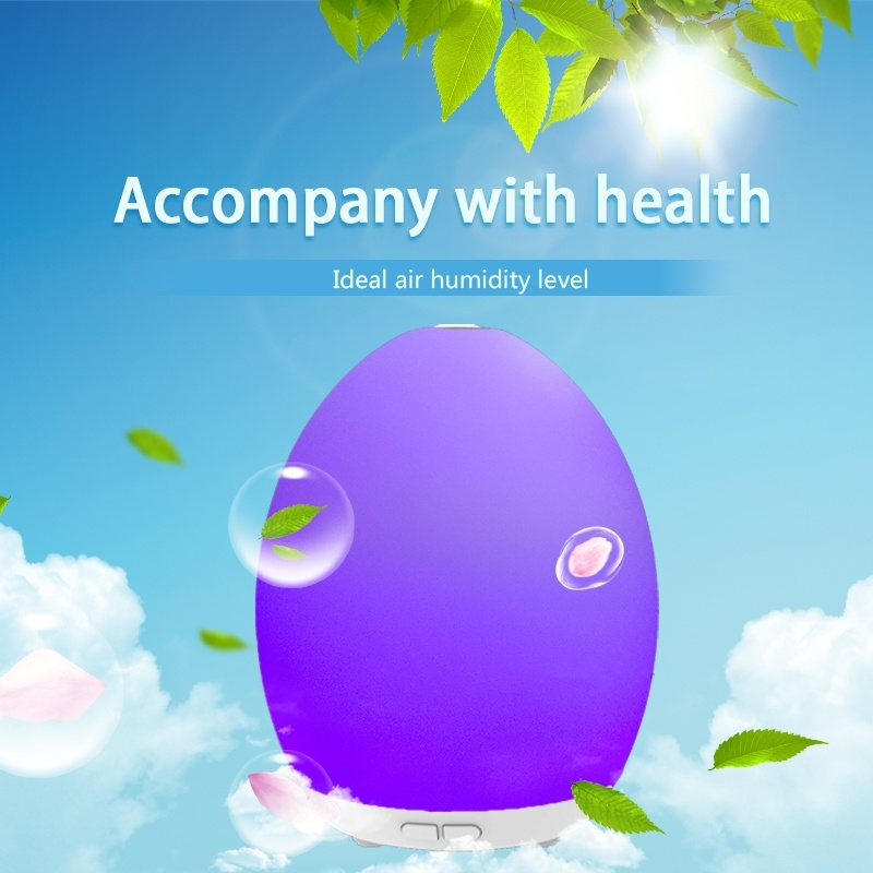 Aroma Diffuser with Colourful Light (GL-1013-A-002)