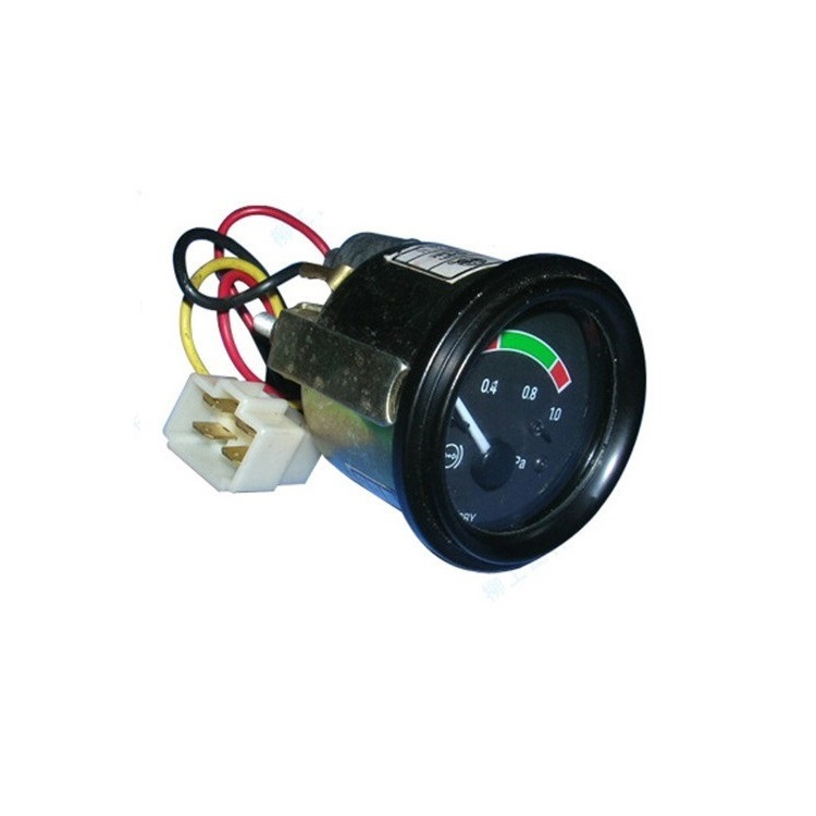 Liugong Wheel Loader Parts Brake Air Pressure Gauge