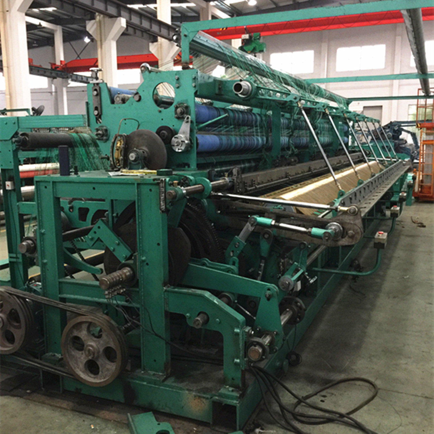 Toyo Model Fishery Netting Machine (ZRD17.2-310)