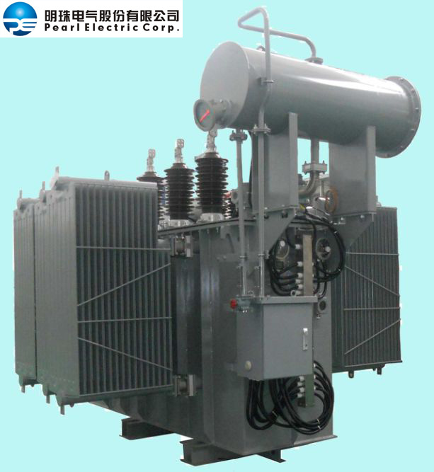 132kv Class Oil-Immersed Power Transformer (up to 150MVA)