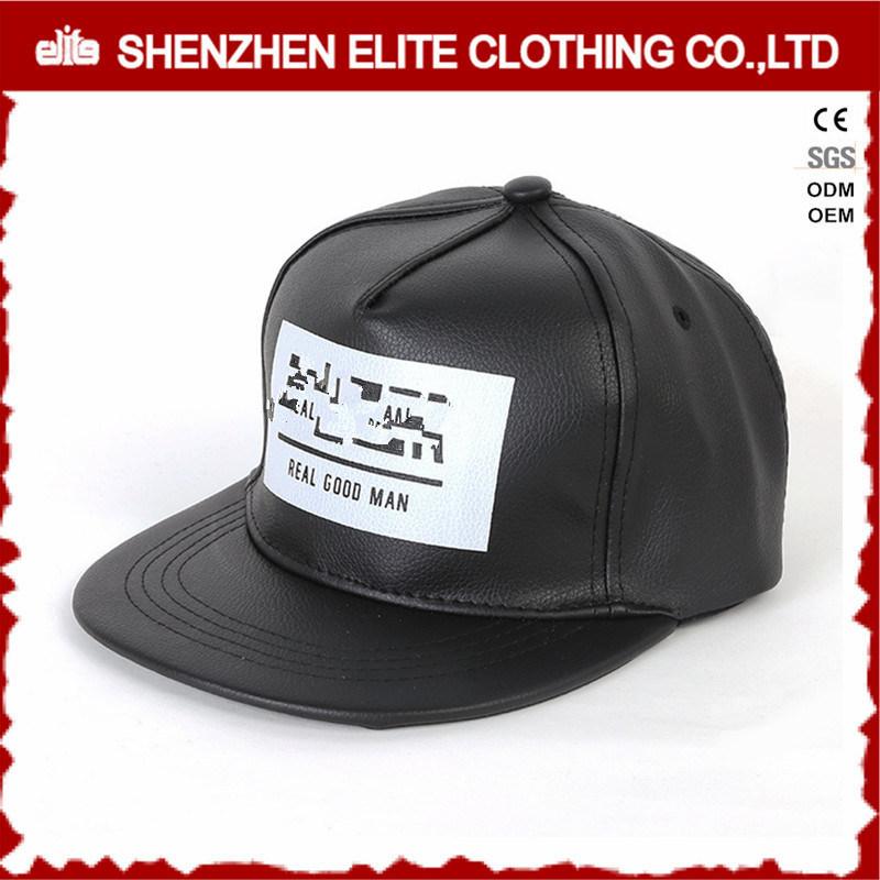 Top Selling Leather Fashion Baseball Hats (ELTBCI-9)