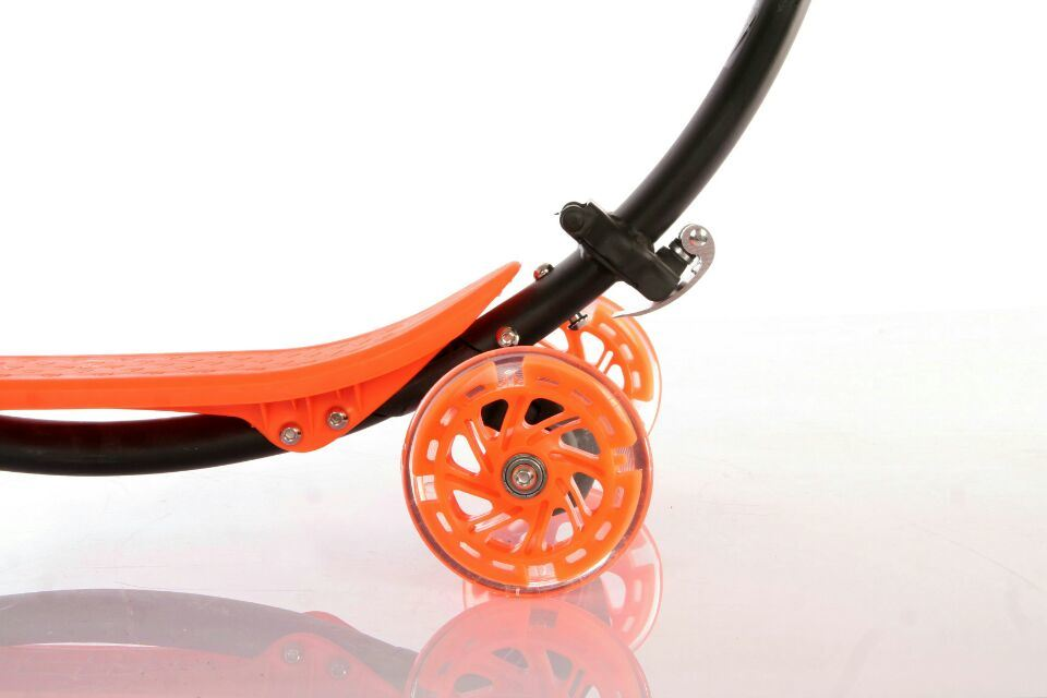 Flexible Classics Baby Scooter for 6+ Year Old with Light