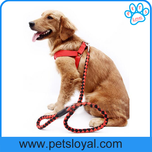 Factory High Quality Nylon Pet Dog Harness Pet Supply