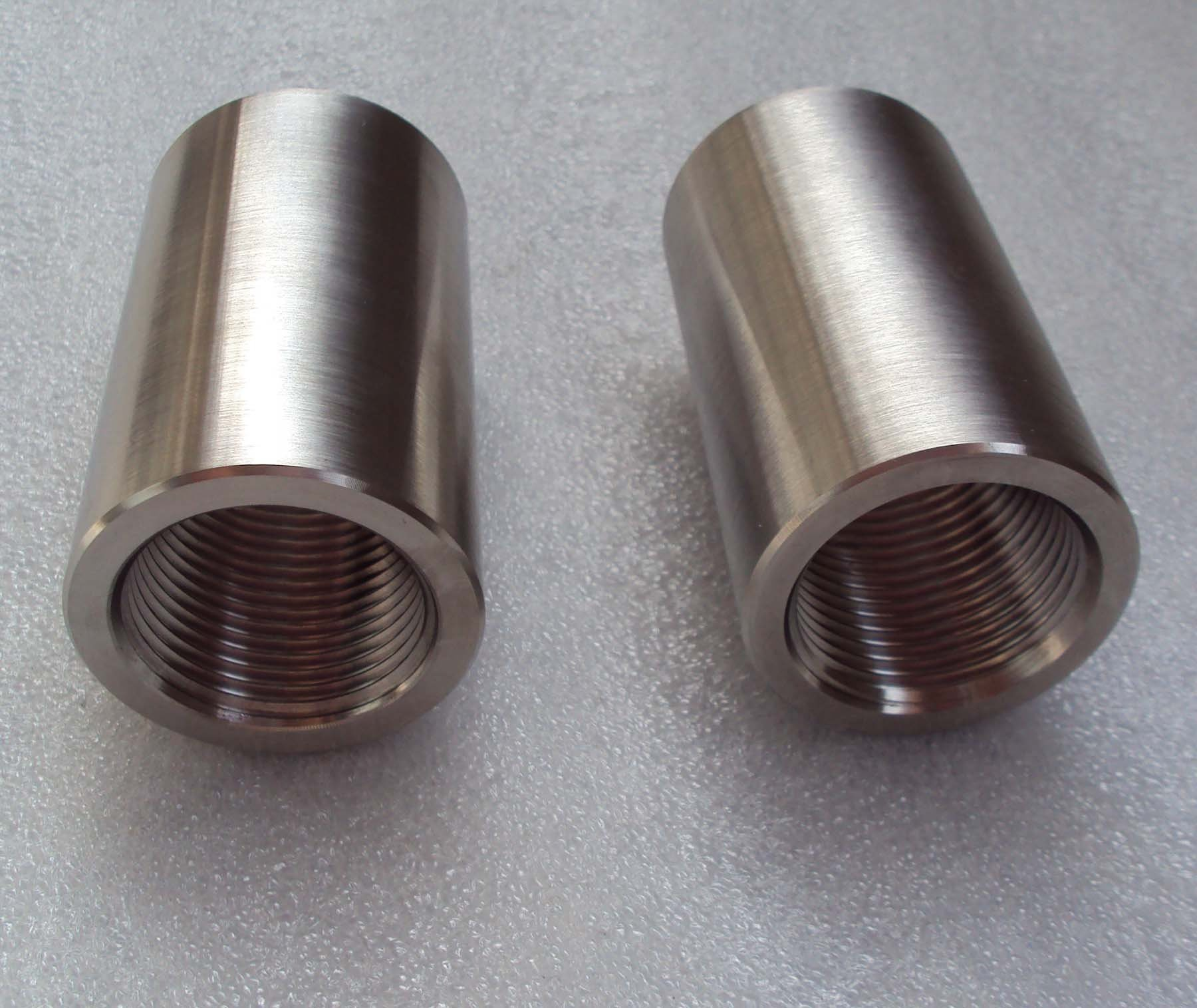 Alloy Steel Pipe Coupling Threaded Tube Fitting