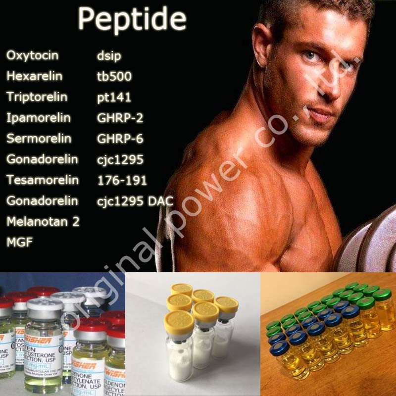 98% Research Peptides Aod9604 /Fragment 176-191 for Fat Loss