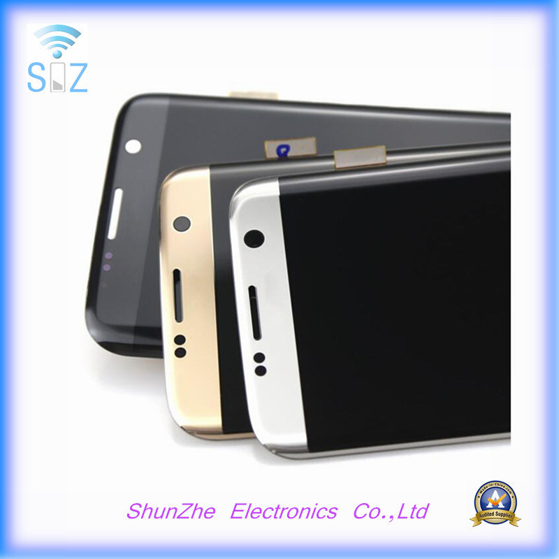 Mobile Smart Cell Phone Touch Screen LCD for Samsuny S7 Edge Plus G9350 G935f