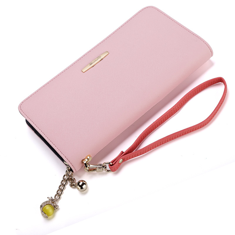 Smart Hand Bag Lady Wallet New Customized Anti Lost Tracker