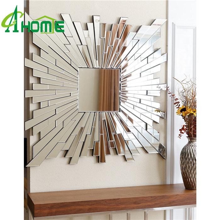 2016 New Design Modern Glass Mirror/Mirror Glass/Home Decoration Mirrior