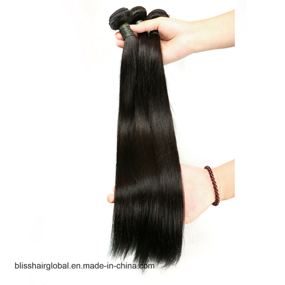 "Bliss Emerald Sg Straight 8""-30"" 7A 100% Virgin Remy Brazilian Human Hair Top Grade Unprocessed Dyeable Cheap Bundle Hair"
