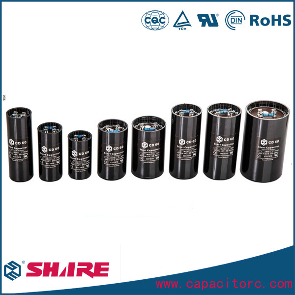 CD60 Capcaitor Motor Start Capacitor