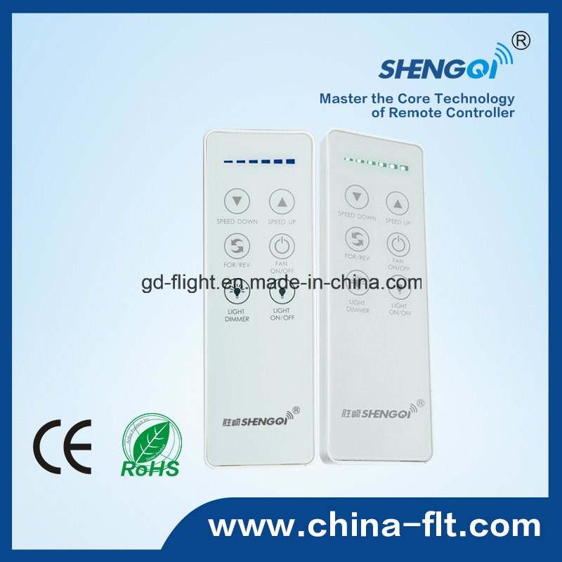 The Wireless RF Remote Control for Ceiling Fan Lamp F30