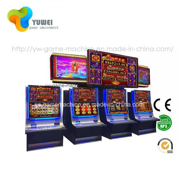 New Novomatic Aristocrat Slot Gaming Casino Game Machine Cabinet for Sale Yw