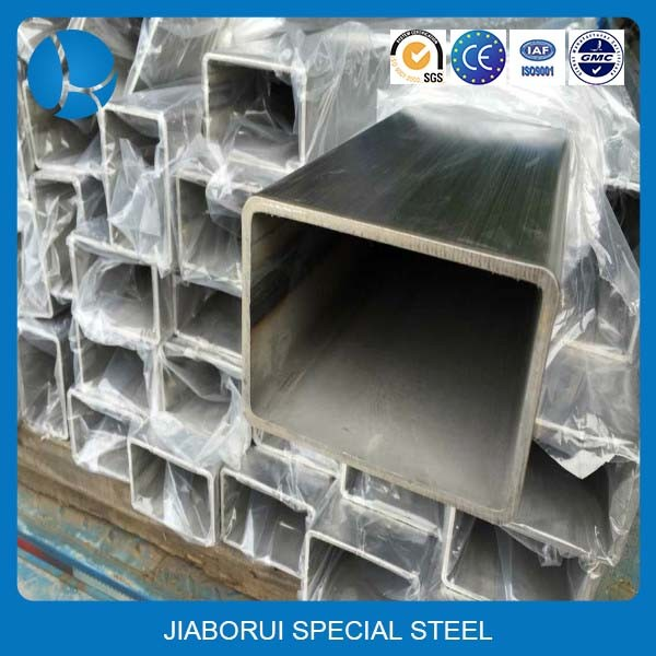 300 Series 304 Stainless Steel Square Tube