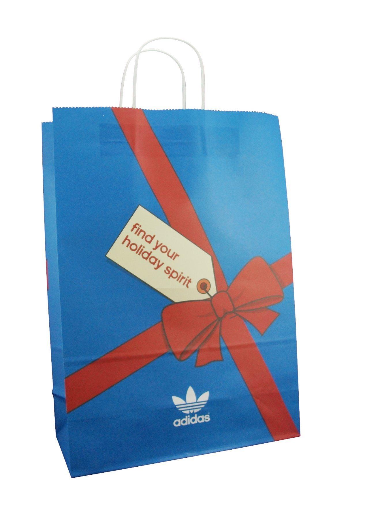 Food Packaging Kraft Paper Bags with Free Sample