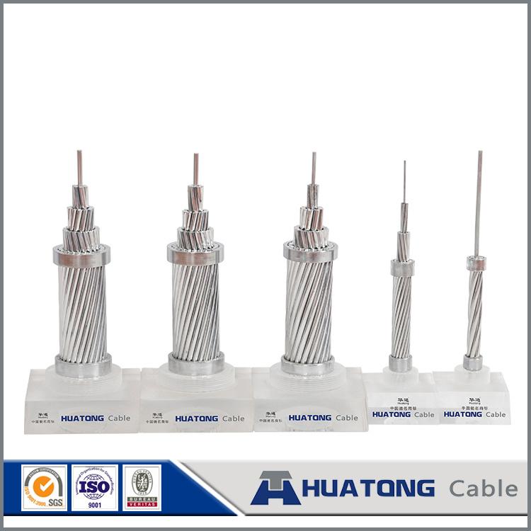 Overhead Aluminium Bare ACSR Conductor for Transmission Line Use