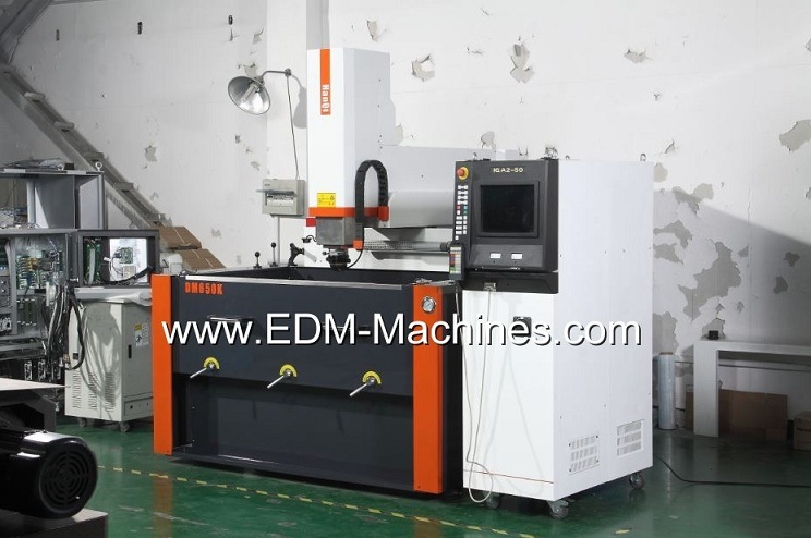 Worktable Fixed-CNC EDM Sinking Machine Dm650k