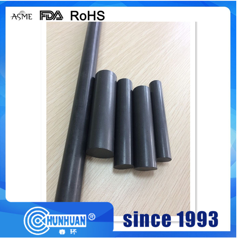 Dia6mm-300mm PTFE Graphite Rod