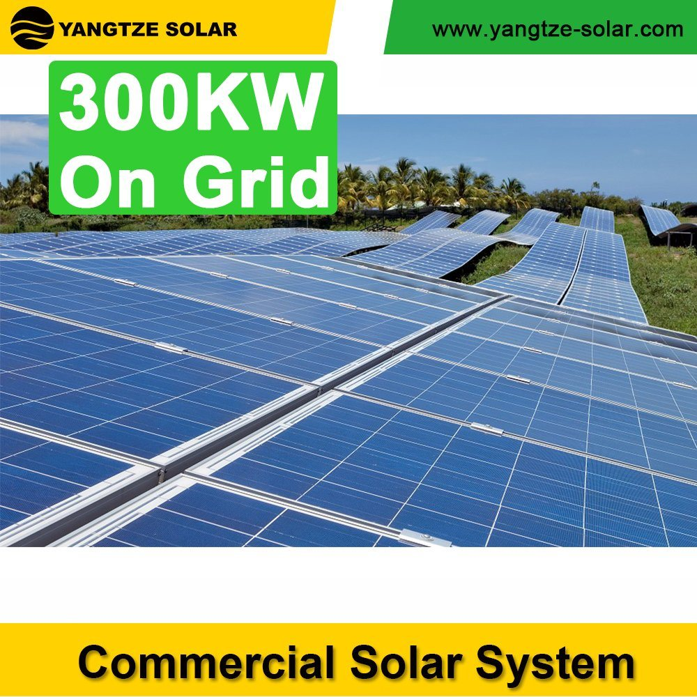 Free Shipping 3kw Grid Tie Solar Panel System