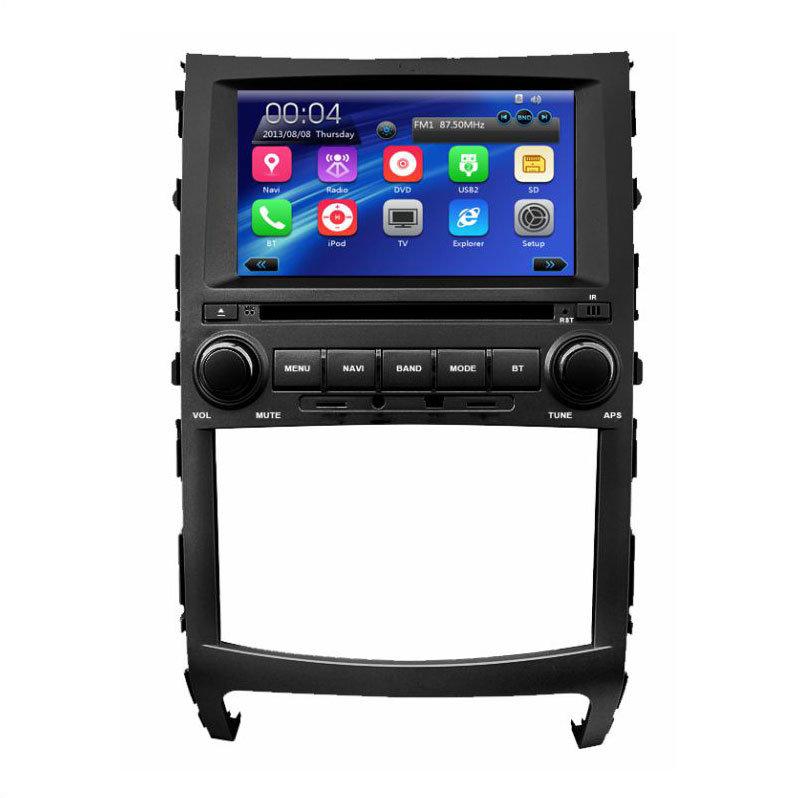 Veracruz Auto Accessories with DVD GPS 3G Steering Wheel for Hyundai