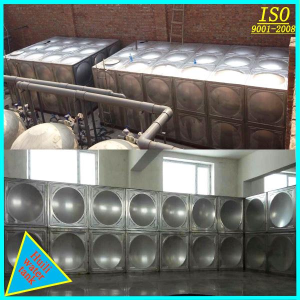 OEM Stainless Steel Water Storage Tank Factory